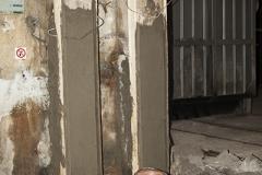 Brescia - fabbrica: intonaco strutturale per il ripristino di pilastri in C,A.